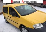 2006 Volkswagen Caddy 2.0 MT (109 л.с.)  автобазар