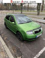 автобазар украины - Продажа 2002 г.в.  Skoda Fabia 1.4 МТ (68 л.с.)