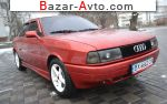 автобазар украины - Продажа 1987 г.в.  Audi 80 1.8 S MT (88 л.с.)