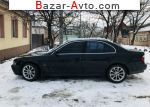 2001 BMW 5 Series 520i AT (170 л.с.)  автобазар