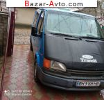1994 Ford Transit 2.5 МТ (76 л. с.)  автобазар