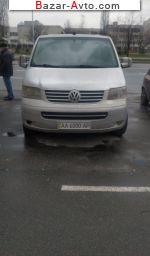 автобазар украины - Продажа 2005 г.в.  Volkswagen Transporter