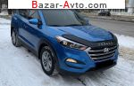 2017 Hyundai Tucson 2.0 MPi AT 2WD (155 л.с.)  автобазар