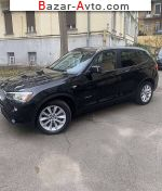 автобазар украины - Продажа 2015 г.в.  BMW X3