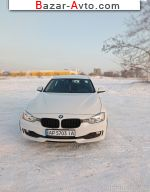 2014 BMW 3 Series 320i AT (184 л.с.)  автобазар