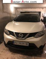 автобазар украины - Продажа 2016 г.в.  Nissan Qashqai