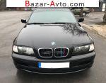 автобазар украины - Продажа 2001 г.в.  BMW 3 Series 320d 5MT (150 л.с.)
