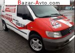 2003 Mercedes Vito   автобазар