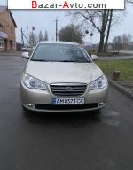 2008 Hyundai Elantra 1.6 AT (122 л.с.)  автобазар