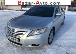 2007 Toyota Camry 3.5 Dual VVT-i AT (277 л.с.)  автобазар