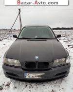 автобазар украины - Продажа 2001 г.в.  BMW 3 Series 320d MT (136 л.с.)