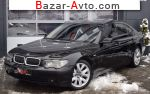 2004 BMW 7 Series 745i AT (333 л.с.)  автобазар