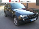 автобазар украины - Продажа 2007 г.в.  BMW X3