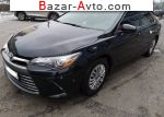 2016 Toyota Camry 2.5 AT (181 л.с.)  автобазар