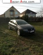 автобазар украины - Продажа 2002 г.в.  Fiat Stilo