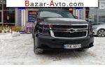 автобазар украины - Продажа 2019 г.в.  Chevrolet Suburban 5.3 ECO TEC3 V8 AT AWD (340 л.с.)