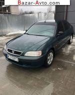 автобазар украины - Продажа 1997 г.в.  Honda Civic 1.4 MT (90 л.с.)