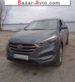 2017 Hyundai Tucson 2.0 AT (150 л.с.)  автобазар