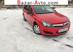 2011 Opel Astra 1.6 MT (115 л.с.)  автобазар