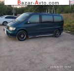 1997 Mercedes Vito   автобазар