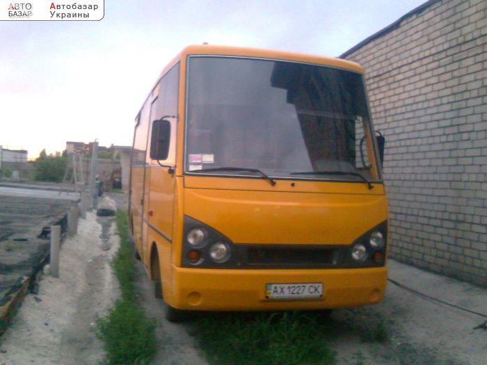 автобазар украины - Продажа 2008 г.в.  I-VAN A07A1-22