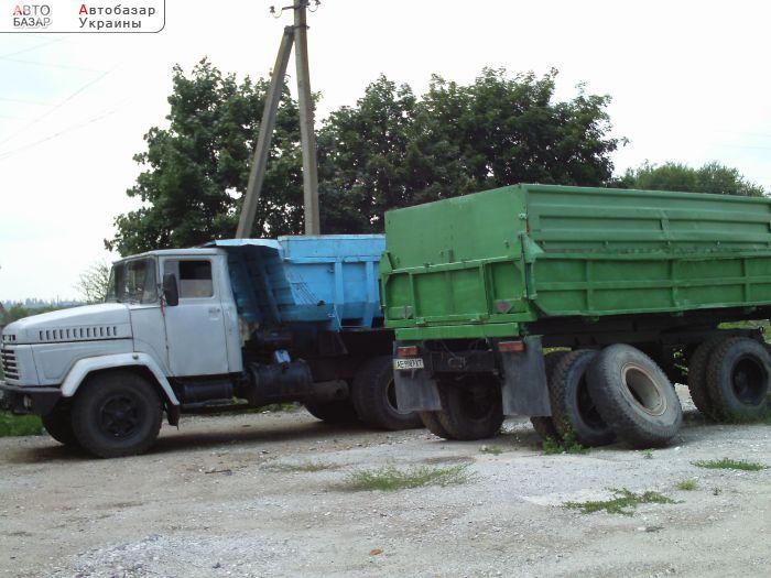 автобазар украины - Продажа 1992 г.в.  КРАЗ 6510
