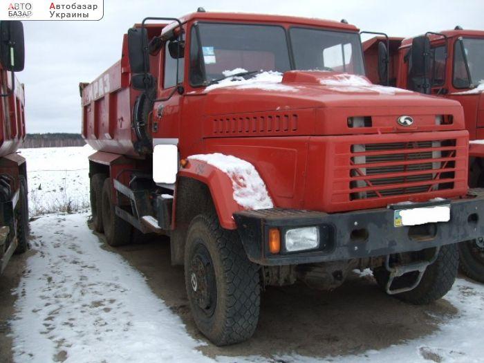 автобазар украины - Продажа 2001 г.в.  КРАЗ 6503 самосвал