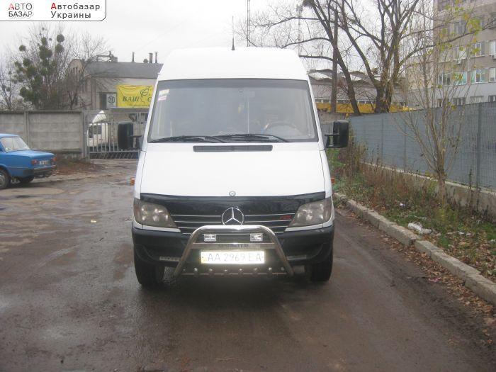 автобазар украины - Продажа 2002 г.в.  Mercedes Sprinter