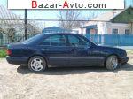 1996 Mercedes E eleqance