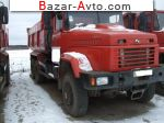2001 КРАЗ 6503 самосвал