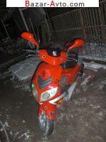 2008 Suzuki XF huatian spider 2