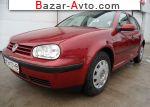 автобазар украины - Продажа 1999 г.в.  Volkswagen Golf 1.6 MT (105 л.с.)