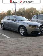 автобазар украины - Продажа 2010 г.в.  Audi A4 3.0 TDI clean diesel tiptronic quattro (240 л.с.)