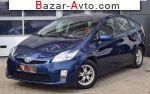 автобазар украины - Продажа 2012 г.в.  Toyota Prius 1.8 CVT (134 л.с.)