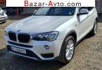 автобазар украины - Продажа 2016 г.в.  BMW X3 xDrive28i AT (245 л.с.)