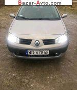автобазар украины - Продажа 2004 г.в.  Renault Megane