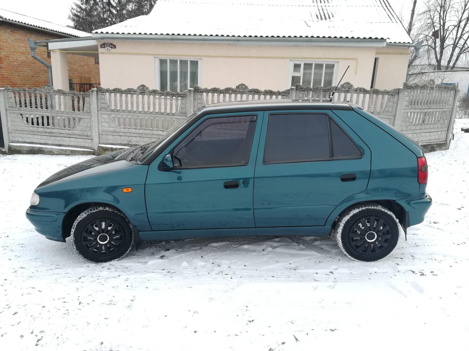 автобазар украины - Продажа 1997 г.в.  Skoda Felicia 1,6LX