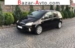 2009 Ford C-max 1.8 Flexi-fuel MT (125 л.с.)  автобазар