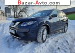 2016 Nissan Rogue 2.5 АТ 4x4 (170 л.с.)  автобазар