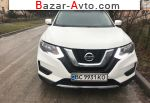 2017 Nissan Rogue 2.5 АТ 4x4 (170 л.с.)  автобазар