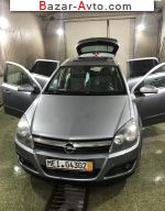 2005 Opel Astra 1.8 AT (125 л.с.)  автобазар