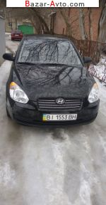 2010 Hyundai Accent   автобазар