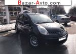 2007 Nissan Note 1.6 AT (110 л.с.)  автобазар