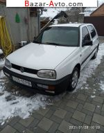 Volkswagen Golf  1992, 3100 $