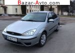 Ford Focus 1.6 MT (101 л.с.) 2004, 4700 $