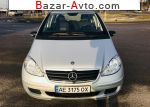 автобазар украины - Продажа 2005 г.в.  Mercedes A A 150 MT (95 л.с.)