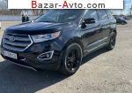 2018 Ford Edge   автобазар