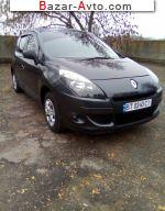 автобазар украины - Продажа 2010 г.в.  Renault Scenic 1.5 dCi MT (110 л.с.)