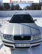 автобазар украины - Продажа 2002 г.в.  Skoda Octavia