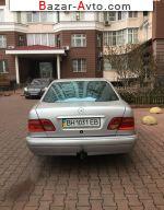 автобазар украины - Продажа 1996 г.в.  Mercedes E E 230 AT (150 л.с.)